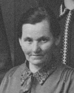 Singer, Agatha, geb. 1879, Portrait entstanden vor 1930
